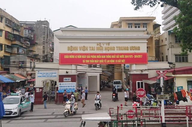 3 bệnh viện chuyên sâu về tai mũi họng hàng đầu ở Hà Nội