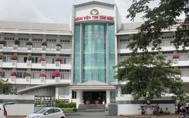 Bệnh viện tim Tâm Đức Tp.HCM- Phẫu thuật Tim mạch