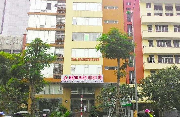 Bệnh viện Đông Đô là bệnh viện tư nhân uy tín nhiều năm ở Hà Nội