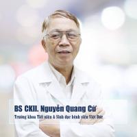 Bác sĩ Chuyên khoa II Nguyễn Quang Cừ