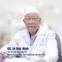 Giáo sư, Tiến sĩ Lê Đức Hinh