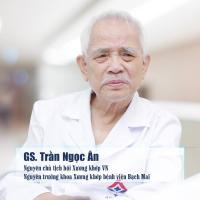 Giáo sư, Tiến sĩ Trần Ngọc Ân