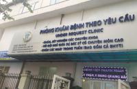 Khám theo yêu cầu tại Bệnh viện Thanh Nhàn