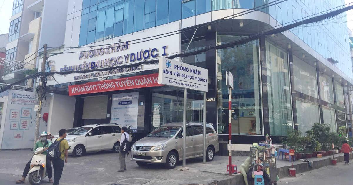 Phòng khám Bệnh viện Đại học Y Dược 1 TP.HCM - Khám chữa thoái hóa khớp gối