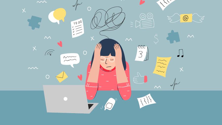Bệnh stress nặng: Nhận biết và điều trị như thế nào?