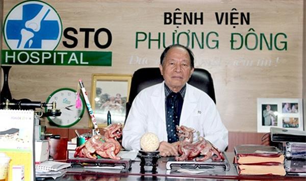 TS.BS Lê Đức Tố - Phẫu thuật Cột sống tại TP.HCM