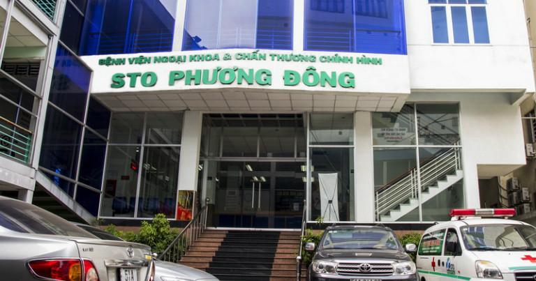 Bệnh viện STO Phương Đông - Khám chữa thoái hóa cột sống