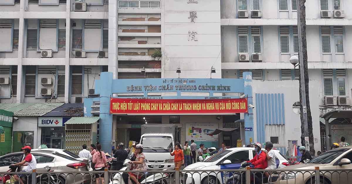 Bệnh viện chấn thương chỉnh hình - khám chữa thoái hóa cột sống