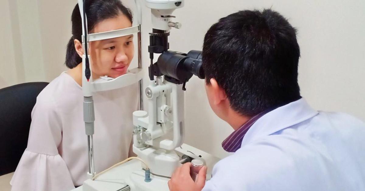 Bệnh viện khám Mắt uy tín tại TP HCM