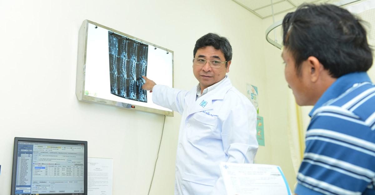 PGS.TS Bùi Hồng Thiên Khanh - Chấn thương xương khớp