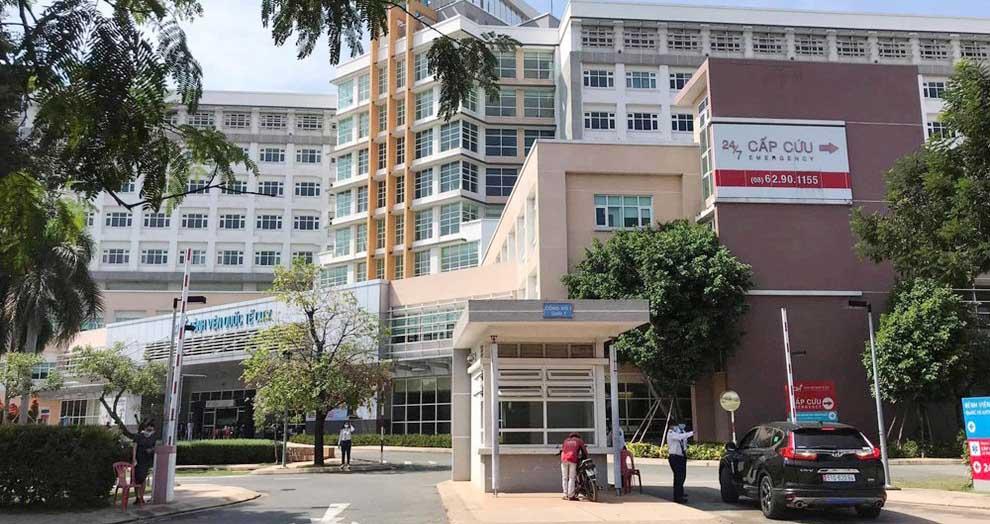 Bệnh viện Quốc tế City khang trang, rộng rãi