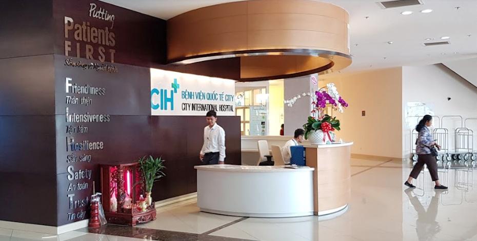 Bệnh viện Quốc tế City có thế mạnh điều trị bệnh Hô hấp