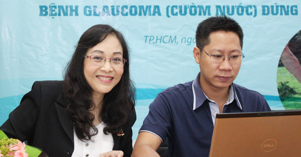 BSCKII Trịnh Bạch Tuyết - 30 năm kinh nghiệm điều trị bệnh giác mạc